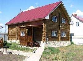 Hotel photo: Samaras Cottages Uyutny Domik 12