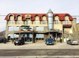 Hotel near  Tautii Magheraus  airport:  Hotel Roxana Imperial