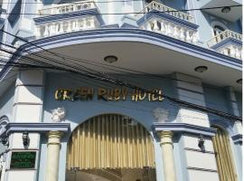 Hotel photo: Green Ruby Hotel