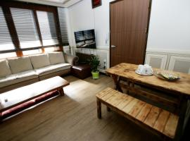 Green Guesthouse Gwangju South Korea