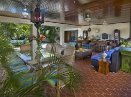 Hotel near British Virgin Islands: Allamanda Estate
