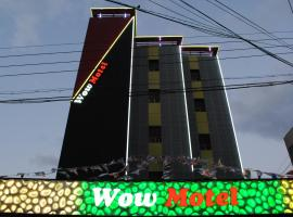 Pohang Wow Motel Pohang South Korea