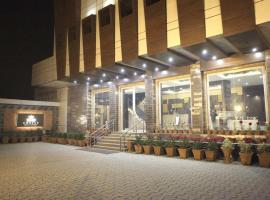Hotel near Kanpur airport : SB Castle