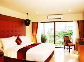 Ziniza The Boutique Service Apartment Bangkok Thailand