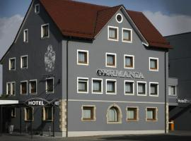 Hotel Germania Reutlingen Alemania