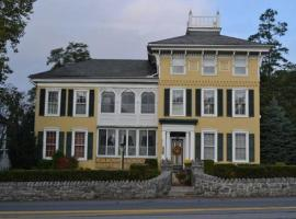 EJ Bowman House Bed & Breakfast Lancaster USA