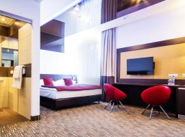 Hotel photo: Park Hotel Diament Zabrze - Gliwice