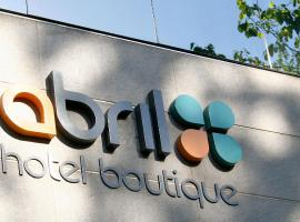 Hotel Photo: Abril Hotel Boutique