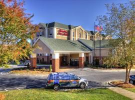 Hotel near Asheville Regional Airport airport : Hampton Inn and Suites Asheville-I-26