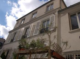 Apartment Saint-Antoine Paris France