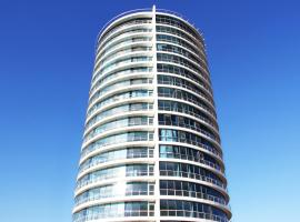 Apartment Blue Tower Residence Istanbul Turecko