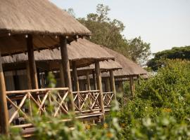 Hotel near Kisumu: Impala Eco Lodge Lake Victoria