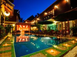 Hotel photo: Bamboo Forest Boutique Villa