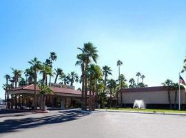 A picture of the hotel: Yuma Airport Inn By Magnuson Worldwide