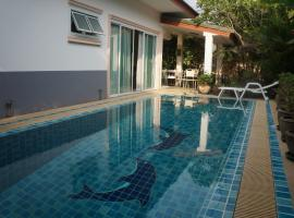 3-Bedroom Villa - Jomtien Beach Na Jomtien Тайланд