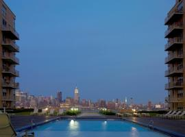 Sky City Apartments at Hoboken South Hoboken USA