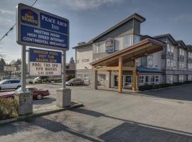 Hotel photo: Best Western Peace Arch Inn