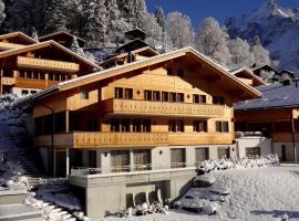 Hotel photo: Chalet Mittellegi