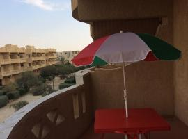 Hotel near Suez: One-Bedroom Chalet at Mousa Coast - Unit A1923