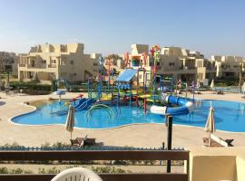 Hotel near Suez: Two-Bedroom Chalet at Mousa Coast Aqua - Unit K1412