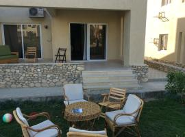Hotel near Suez: Two-Bedroom Chalet at Mousa Coast Heights - Unit H8201
