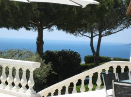 Hotel Photo: Amazing View and Luxe Cannet Villa