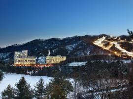Hanwha Resort Pyeongchang Pyeongchang  South Korea