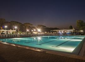 Camping Village Fabulous Casal Palocco Italy