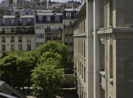 Hotel Photo: Le Montclair Montmartre Hostel & Budget Hotel
