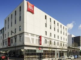 Hotel Photo: ibis Bordeaux Centre Bastide