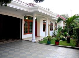 Hotel photo: Indonesian Homestay Pasteur