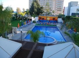 The Caravel Hotel Limassol Cipru