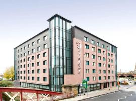 Premier Inn Manchester Salford Central Manchester United Kingdom