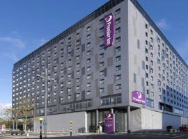 Hotel near Gatwick airport : Premier Inn London Gatwick Airport (North Terminal)