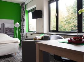 Hotel near  Eindhoven  airport:  Camelot Apartment