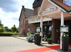 Landhotel Mutter Althoff Olfen Germany
