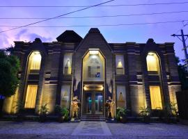 Northern Breeze Guest House Bagan Mjanma