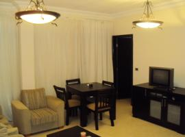Hotel photo: Delta Sharm - E Tour Apartments