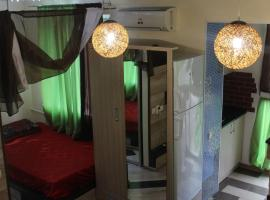 Hotel photo: Apartment Makeyevka