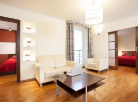 Sodispar Luxury Old Town Apartments Kraków פולין