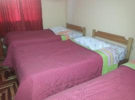 Hotel photo: Hostal Apurimak