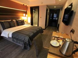 Hotel Photo: The Black Eskisehir