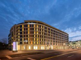 One-Bedroom Apartment Citadines City Centre Frankfurt 3 Frankfurt/Main Germany
