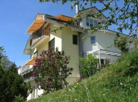 Two-Bedroom Apartment with Garden in Engelberg 5 Engelberg Switzerland