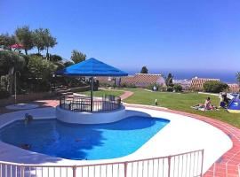 Two-Bedroom Apartment El Capistrano 1 Nerja Spain