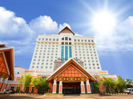 Don Chan Palace, Hotel & Convention Vientiane laoPDR