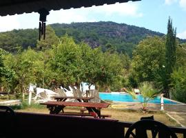 Don Kisot Pension Olympos Turkije