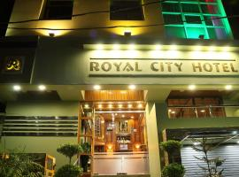 Royal City Hotel Mandalay Myanmar