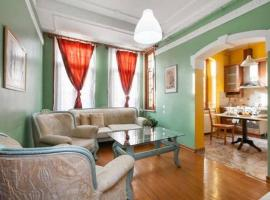 Bed and Breakfast Hidden Beauty Istanbul Turkki
