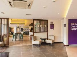 Premier Inn Luton Town Centre Luton United Kingdom